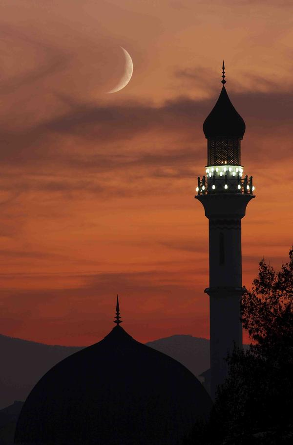 sundown muslim In a muslim country,  he explained that it could be anytime from sundown on the east coast to sundown on the west coast,.